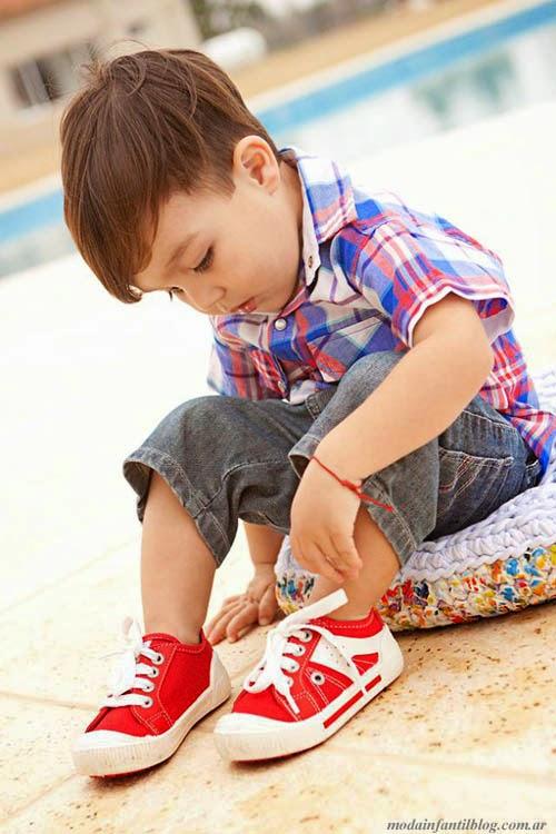 zapatillas nenes plumitas verano 2014