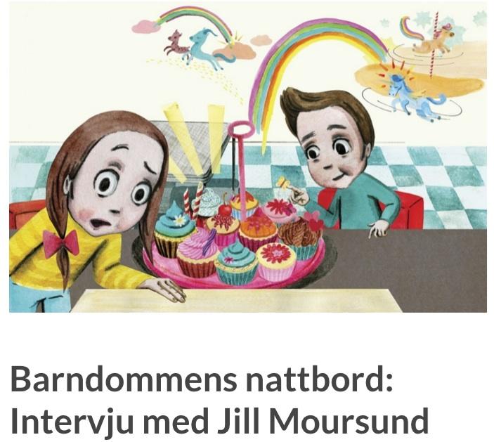 Barndommens nattbord: