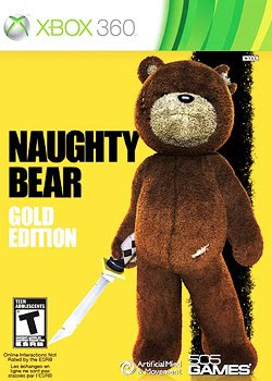Download Naughty Bear Gold Edition XBOX360 Região Free