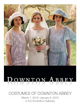 Featured Speaker at Winterthur and Biltmore during their Downton Abbey costume exhibitions