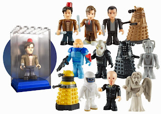 Image: Doctor Who Micro-Figures
