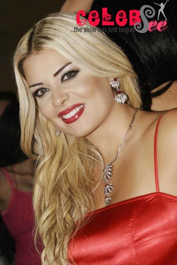 Hot Lebanese Arabian Singer Madeleine Matar Hollywood