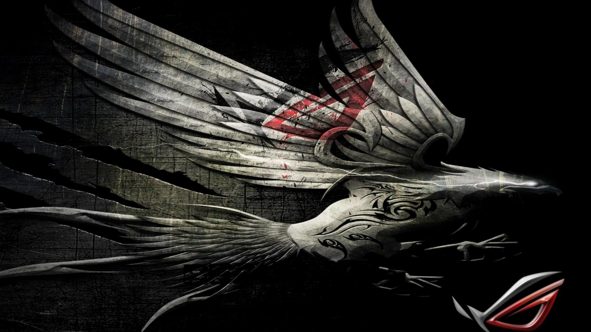 Asus Rog Revelation Logo HD Wallpaper