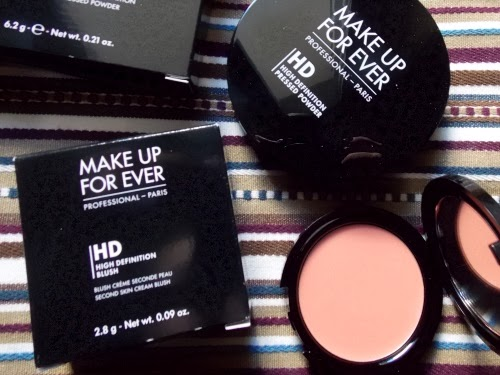 mafe blush seconde peau, make up for ever blush seconde peau, blush crème make up forever