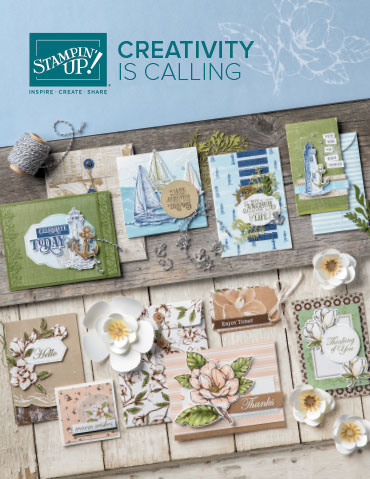 Stampin Up 2019-2020 Annual Catalogue