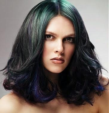 escurecer os cabelos com nogueira