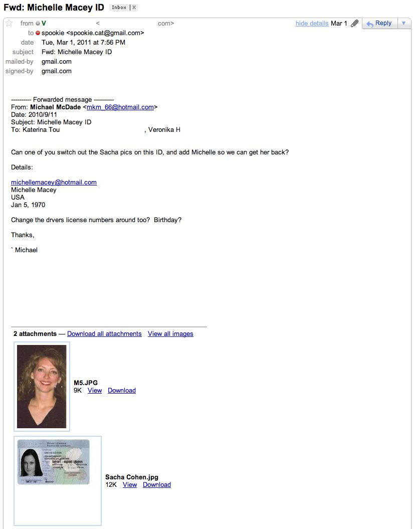Ziemlich Florida Gefälschte Id Vorlage Bilder - Beispiel Anschreiben ...