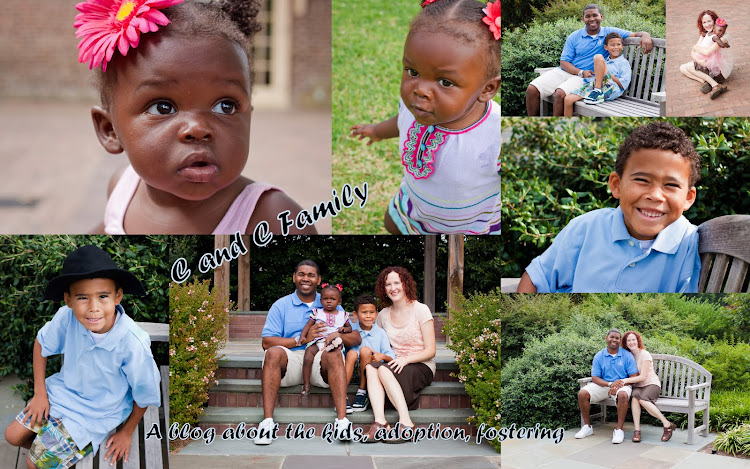CandC Family Blog