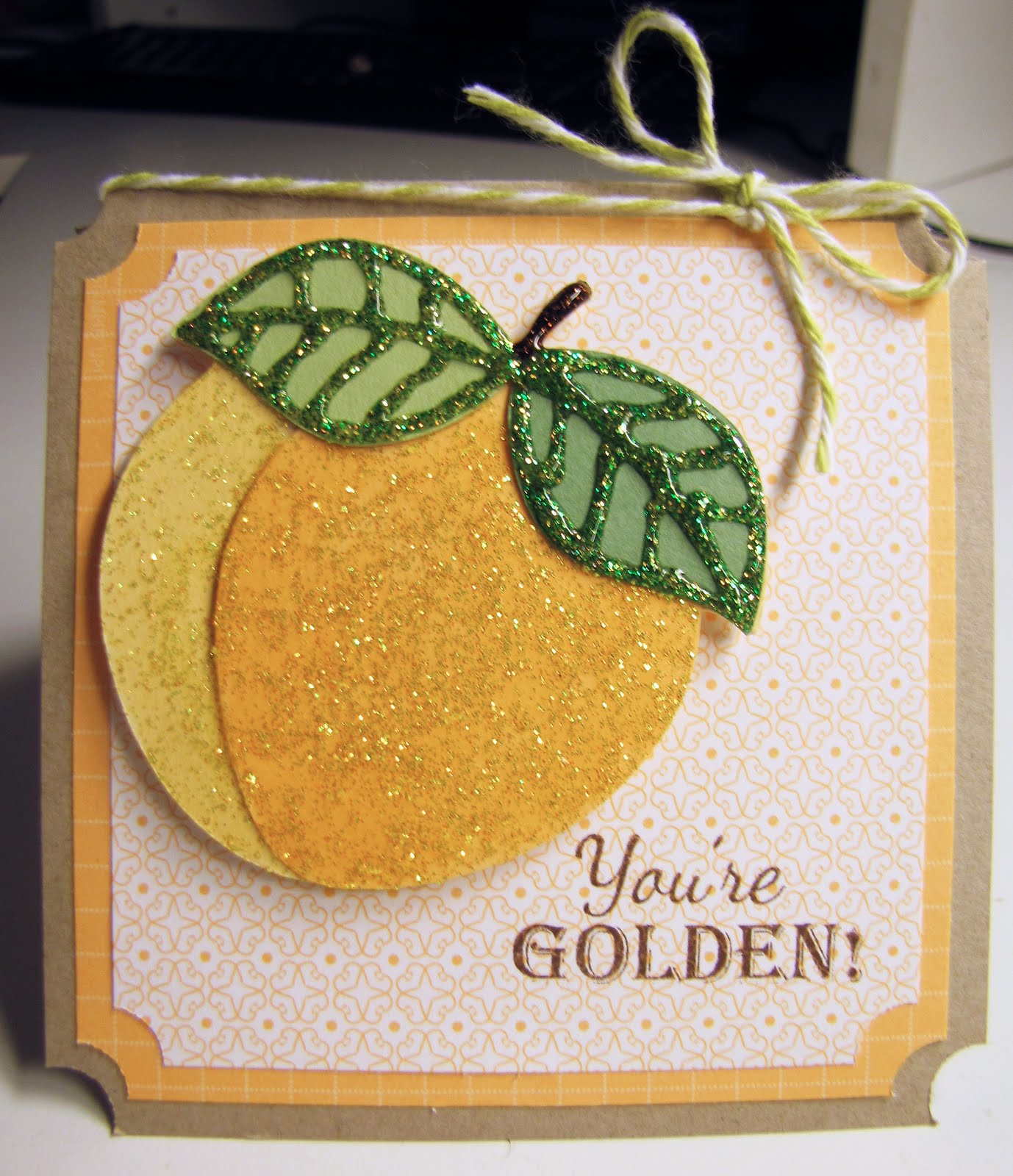You're Golden! for Scrappy Moms' TTC