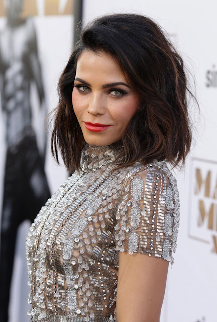 Actress @ Jenna Dewan At Magic Mike Xxl Premiere In Los Angeles