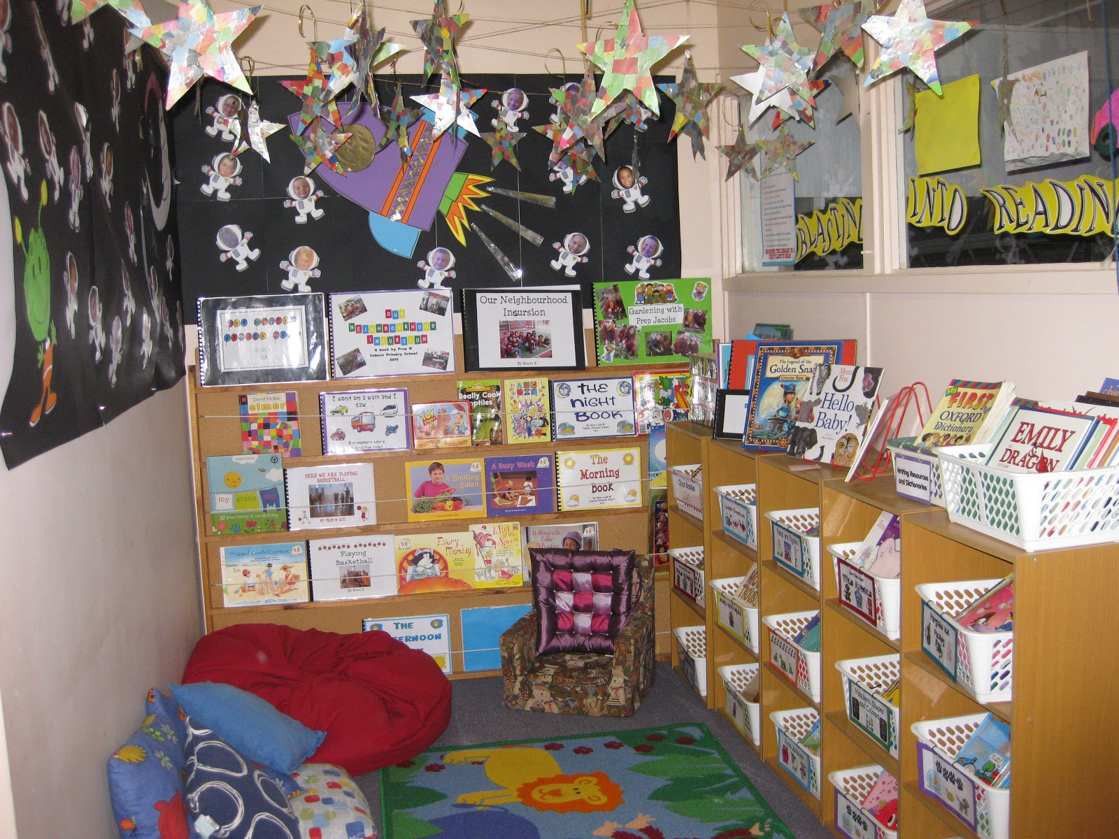 Classroom Library Ideas ~ Miss jacobs little learners classroom library