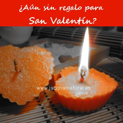 San Valentín en Jabón al Natural
