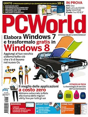 PC World Luglio-Agosto 2013 (Italy) - Download PDF Magazines free