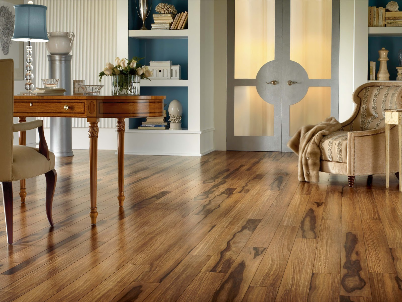 Roomations a shopper s guide to wood flooring for Carpet and laminate flooring