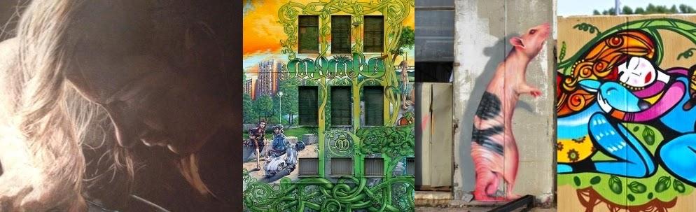 Street art attack graffiti a spino d 39 adda cr for Esse arredi spino d adda cr