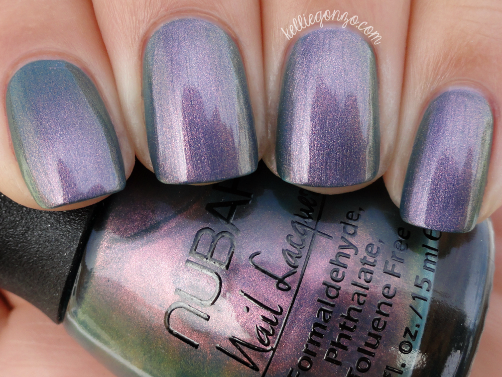 Nubar Indigo Illusion