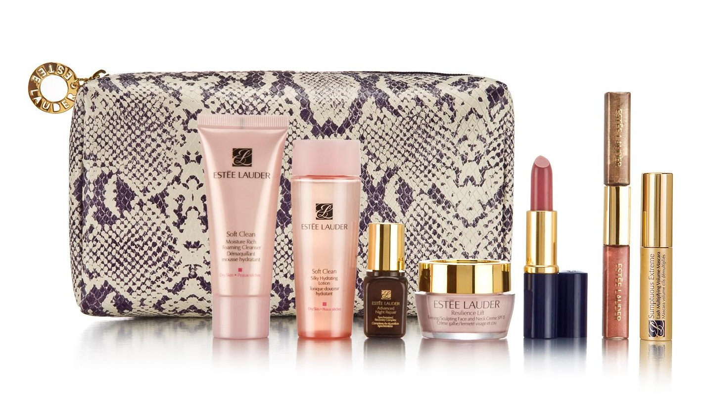 Free Estee Lauder Gift at Debenhams