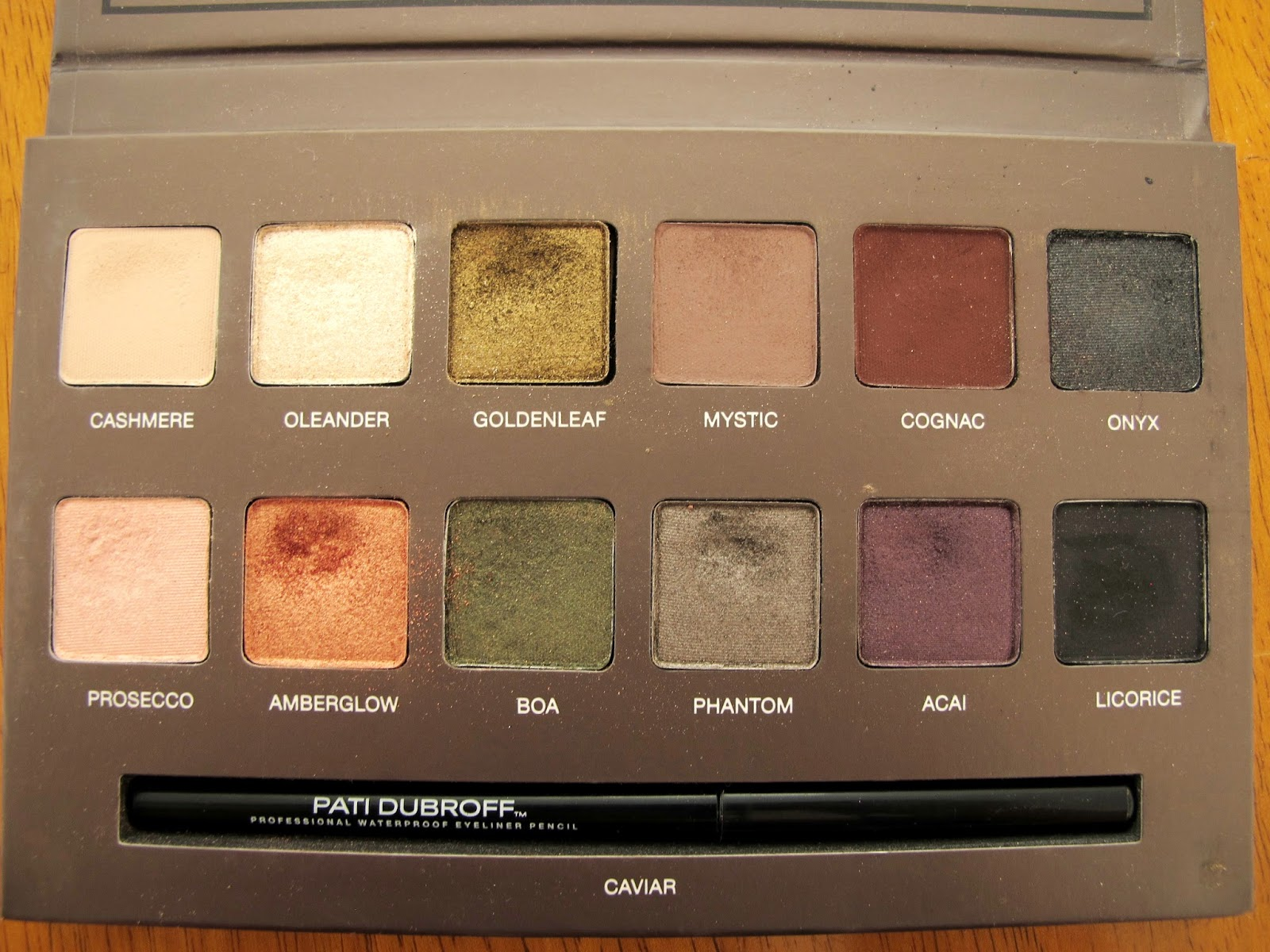 Pati Dubroff Spotlight Palette