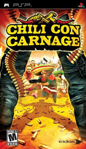 Download Games Chili Con Carnage psp iso For PC Full Version Free Kuya028