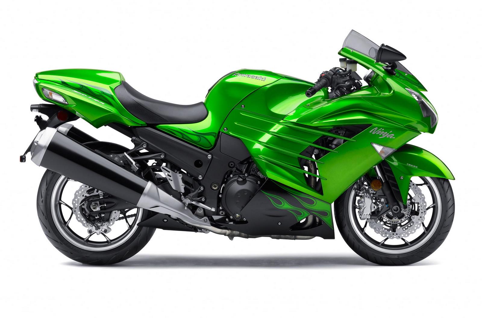 Kawasaki Ninja Zx  Zz R