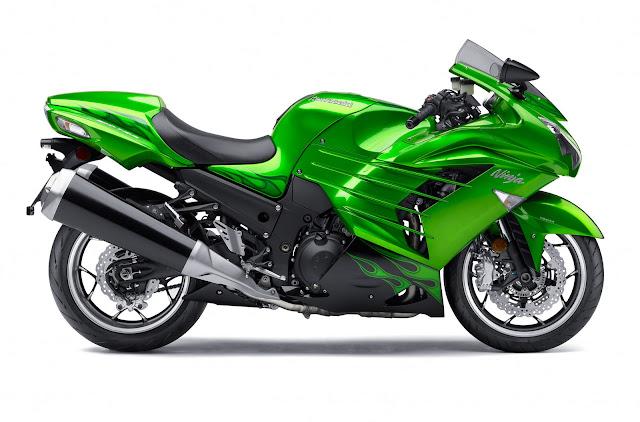 Adventure motorcycle  2012 Kawasaki Ninja ZX 14R Special Edition