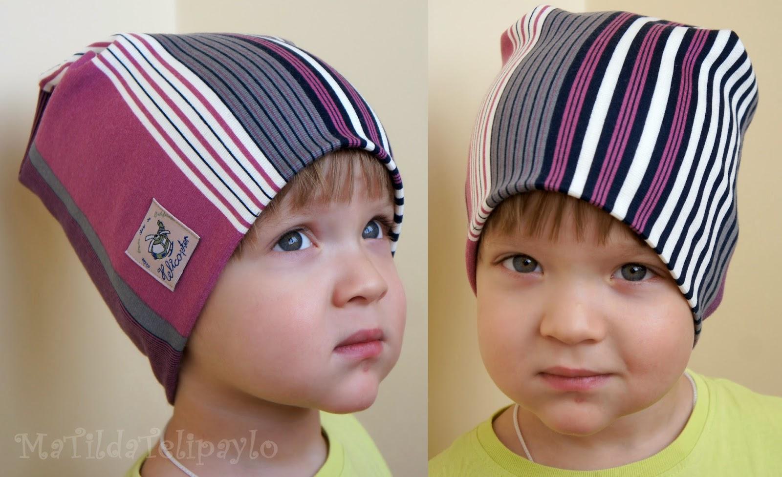 Как сшить шапку своими руками для мальчиков 3