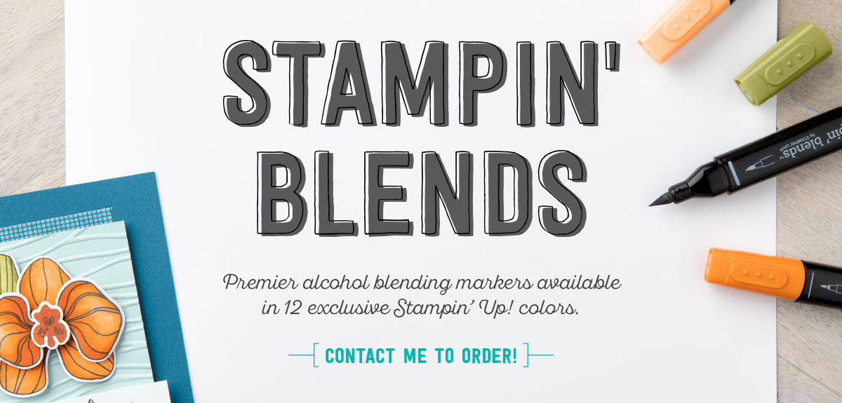 Check out Stampin' Blends