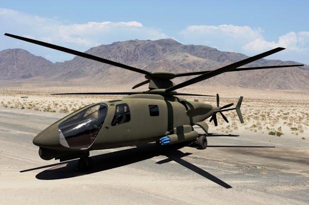 Sikorsky S-97 Raider. PROKIMAL ONLINE Kotabumi Lampung Utara