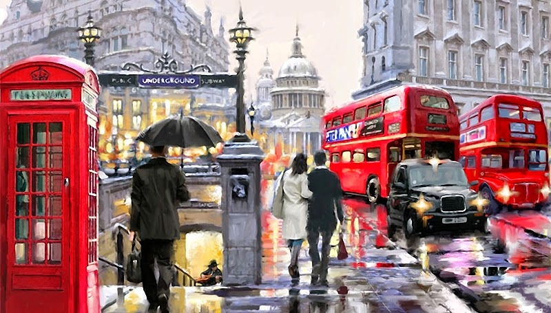painter Richard MacNeil