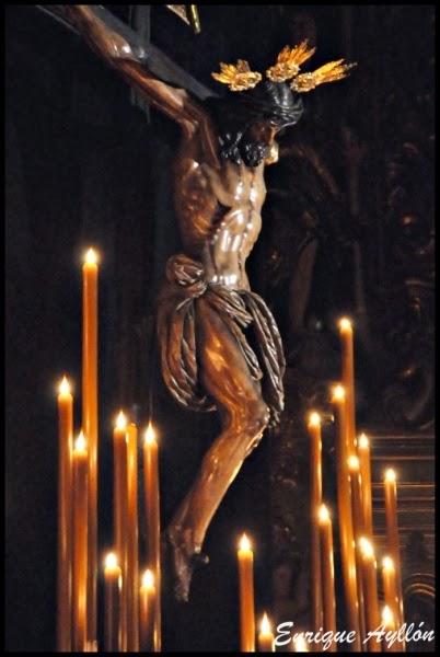 Quinario a la luz de las velas del Cristo del Amor 2014