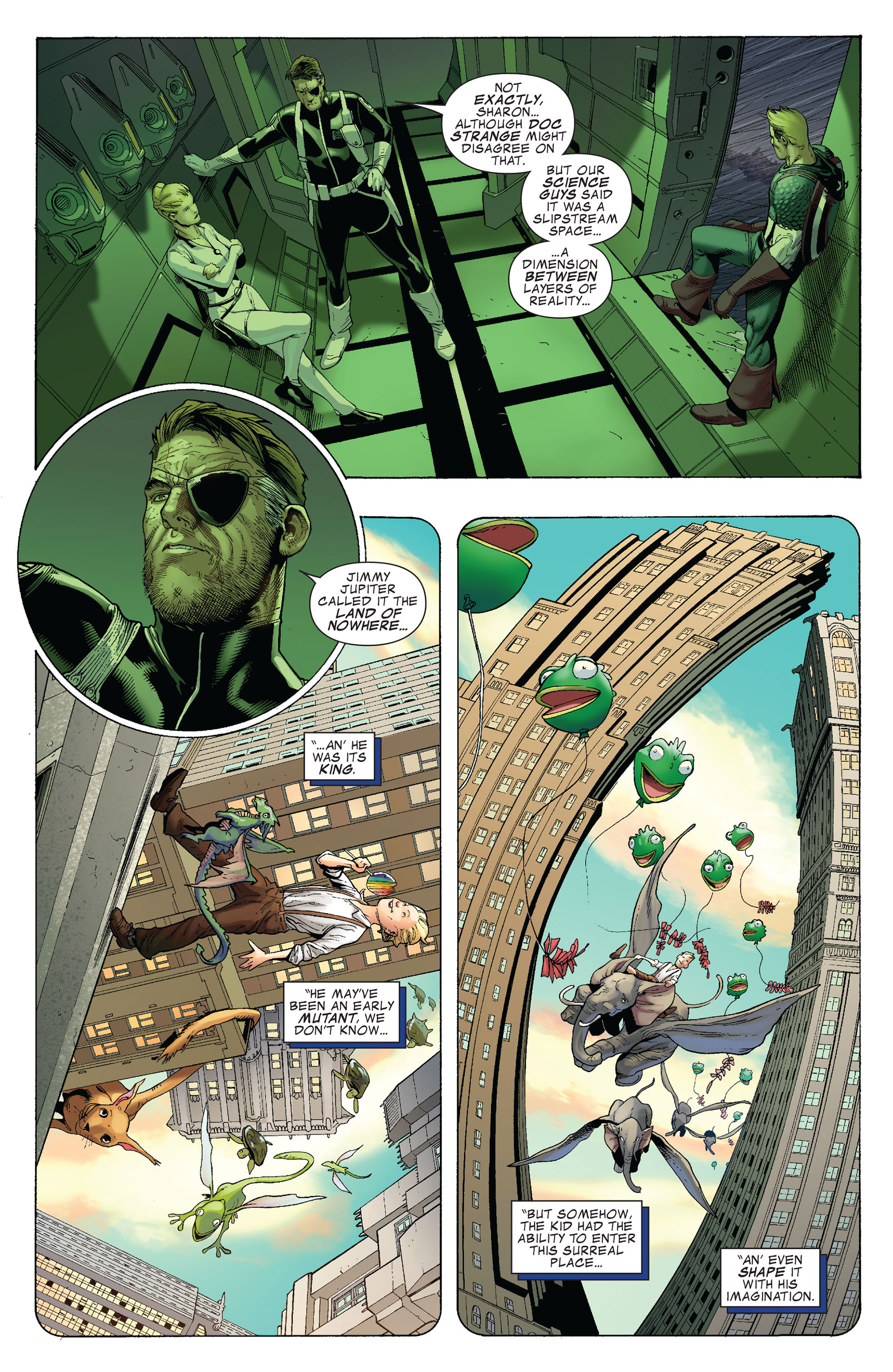 Captain America (2011) Issue #2 #2 - English 5