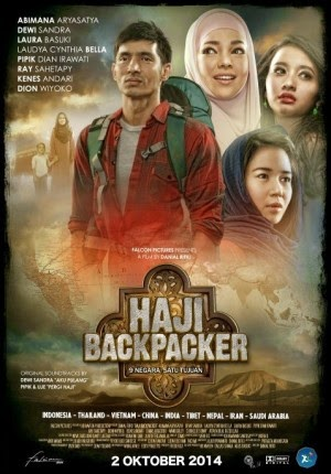 Sinopsis Haji Backpacker - Film Drama Indonesia