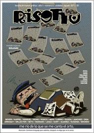 Salió Risotto #4 !!!