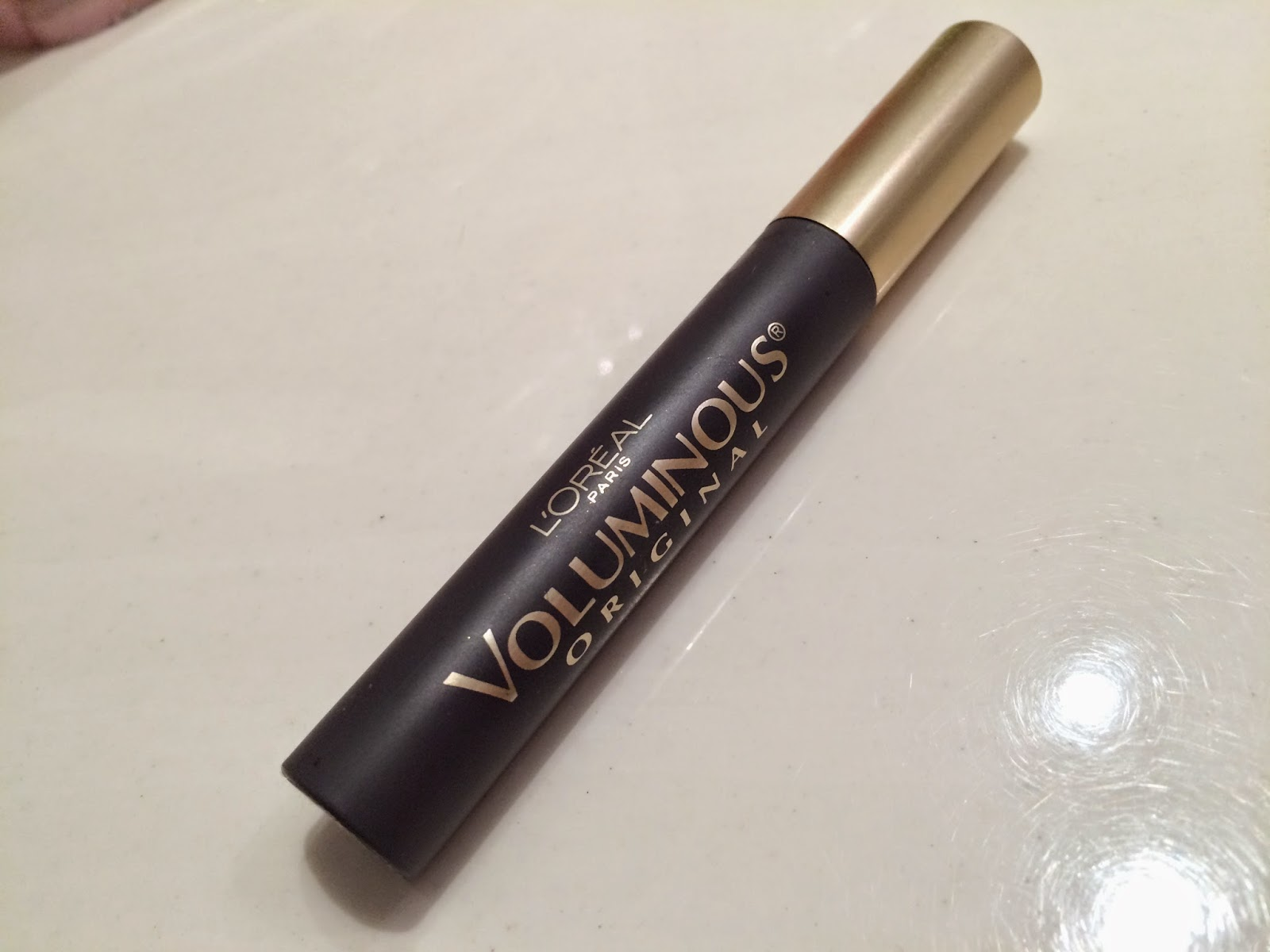 Loreal Voluminous Mascara Original Review