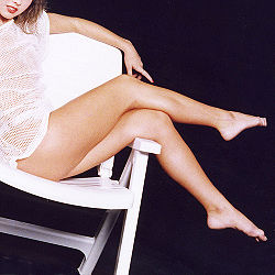Legs Shiny 1