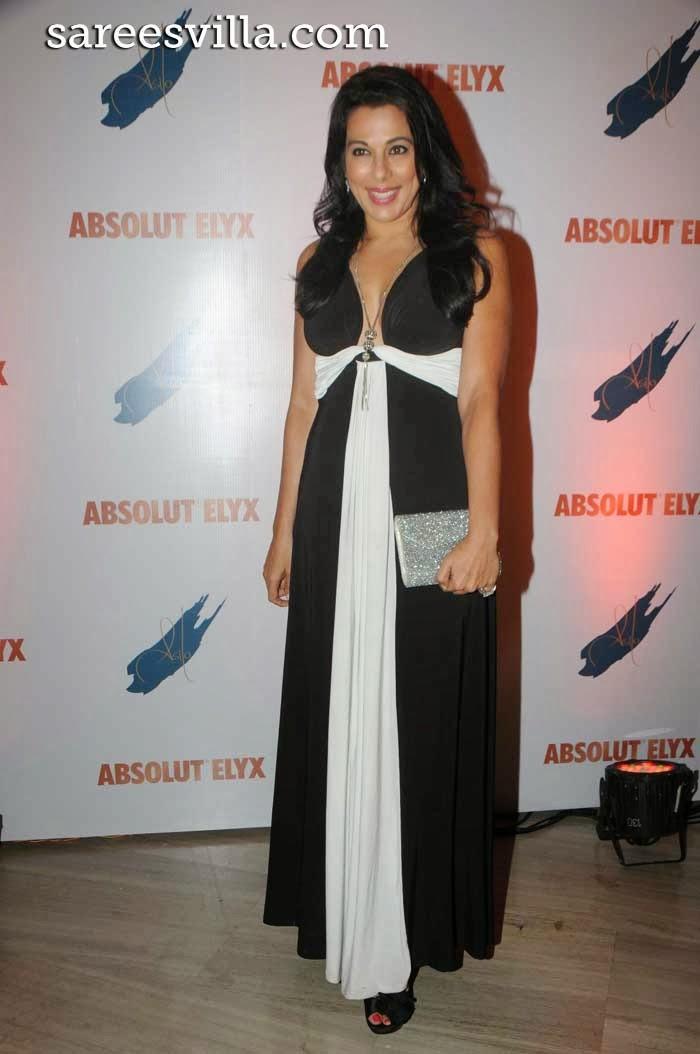 Pooja Bedi At Absolut Elyx party