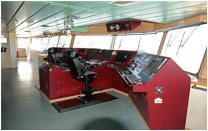 навигационный мостик