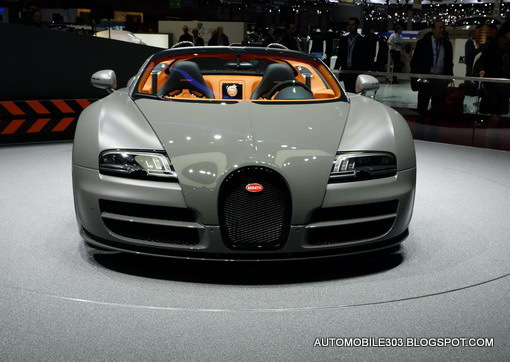 sports cars bugatti veyron grand sport vitesse jet grey edition. Black Bedroom Furniture Sets. Home Design Ideas