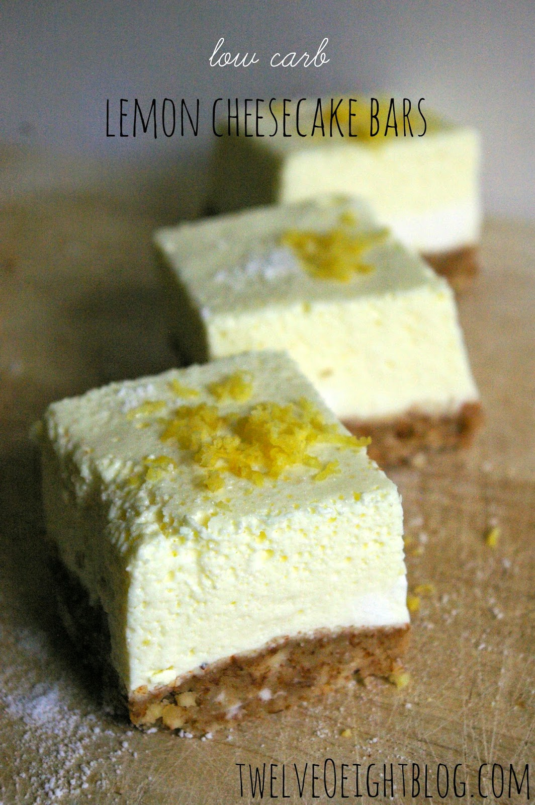 Cheesecake Lemon Bars Recipe — Dishmaps