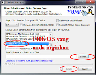 Membuat Bootable Flashdisk