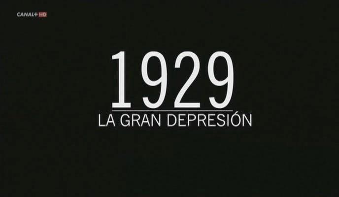 Crisis de 1929 en economia
