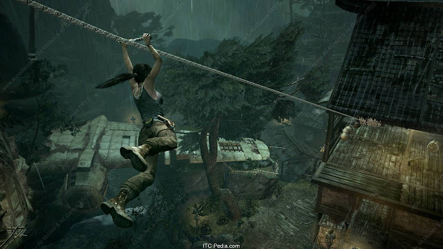 Tomb Raider PS3 - DUPLEX