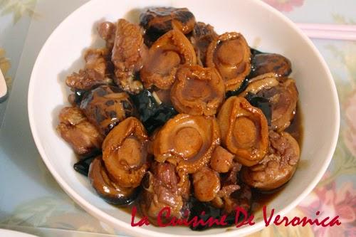 La Cuisine De Veronica 鮑魚炆雞