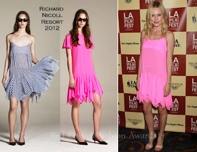 Kate Bosworth fashion In Richard Nicoll – 2011 Los Angeles Film Festival