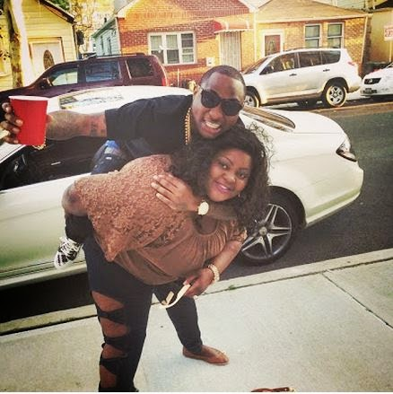 eniola badmus backs davido