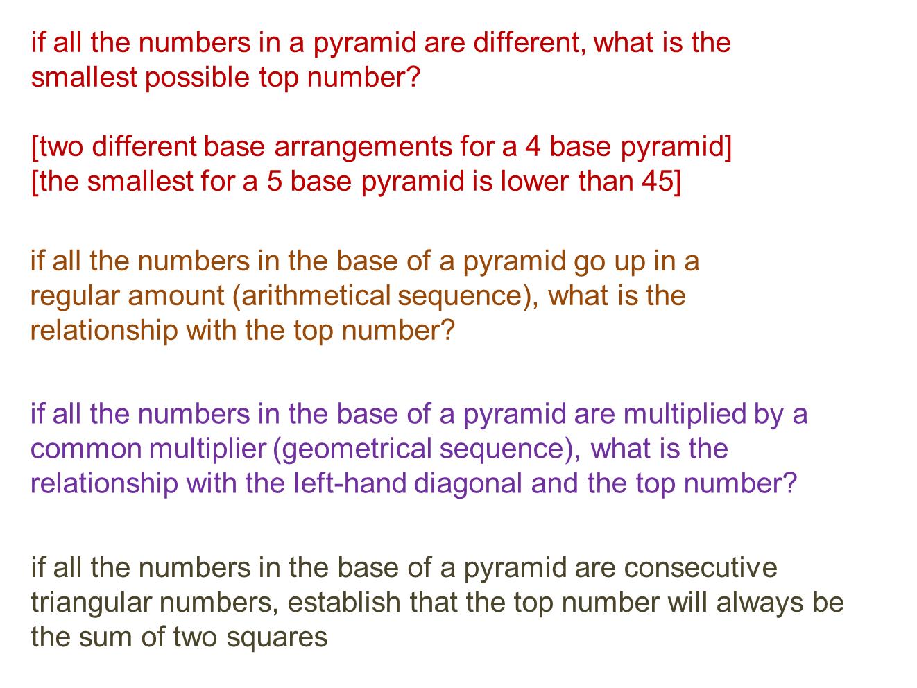 Maths Pyramid Worksheet Multiplication Pyramid geometry angle – Freytag Pyramid Worksheet