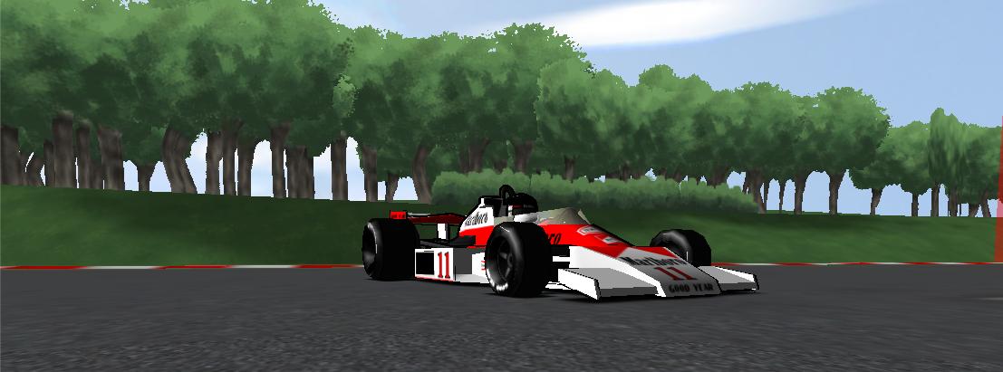 James Hunt McLaren M23