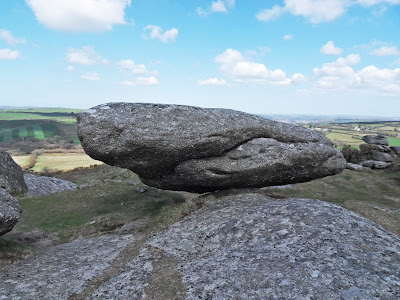 Logan Stone on Helman Tor