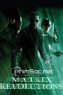 Phim Cách Mạng-The Matrix Revolutions