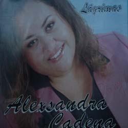 Alexsandra Cadena - L�grimas - (Voz e Playback)